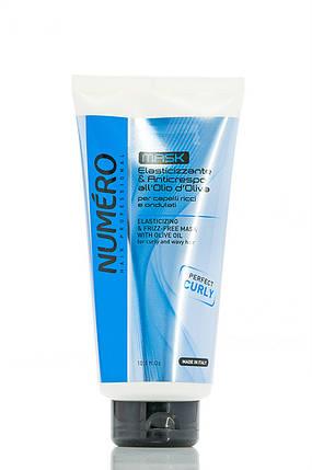 NUMERO Шампунь для вьющихся волос на основе оливкового масла 300мл (шт.), фото 2