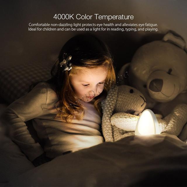 Светодиодный детский ночник светильник BlitzWolf BW-LT9 с сенсорным управлением