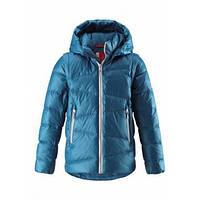 Куртка-жилет для мальчика, темно-голубая, еврозима,  Reima Martti
