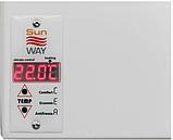 Інфрачервоний обігрівач Sun Way SWRE–1000 з програматором, фото 4
