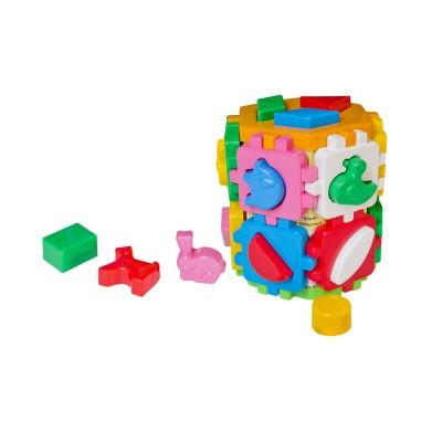 """Игрушка куб """"Умный малыш Конструктор ТехноК"""", арт. 2001"""