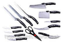 Набор ножей Miracle Blade 12 предметов в наборе (набір ножів)