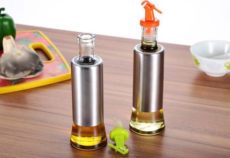 Бутылка дозатор для масел и соусов