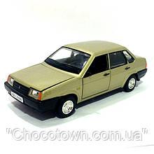 Машинка металлическая коллекционная Ваз 21099 Автопром HN KK