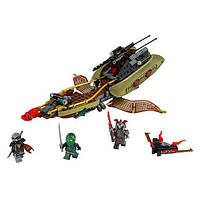 "Конструктор Bela Ninja 10581 (аналог Lego Ninjago 70623) ""Тень судьбы"" 378 деталей KK"