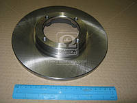 Диск тормозной DAEWOO/CHEVROLET MATIZ 1.0I 03.01- передн. (пр-во REMSA), арт.6606.00