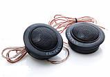 """Автомобильная акустика Calcell CP-525C (Круглые 2-х полосные компонентные динамики 5,25"""" (130мм) 13см, 2 шт), фото 4"""