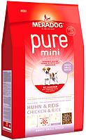 Meradog Pure Mini Adult для собак малых пород, 3 кг