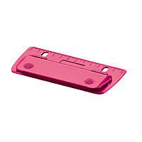 Дырокол мини Herlitz на 2-3 листа, розовый