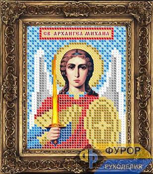 Схема для вышивки бисером иконы Михаил Святой Архангел (ИБ6-024)