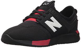 Кроссовки New Balance KL247C1G 36 р Черные (0739655633447)