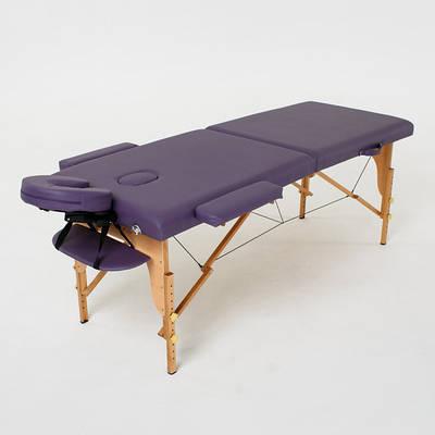 Массажный стол 2-х секционный Lagune