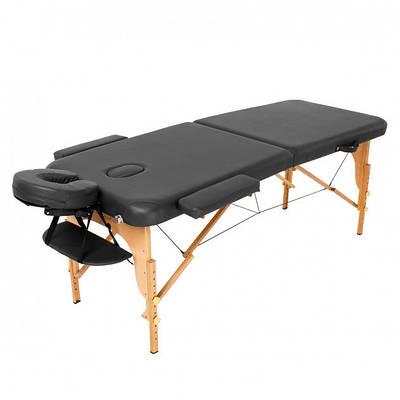 Складной 2-х секционный массажный стол  Bali