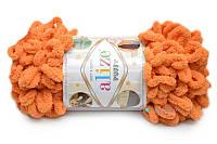 Alize Puffy, Оранжевый №336