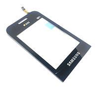 Сенсор тачскрин Samsung E2652 черный High Copy