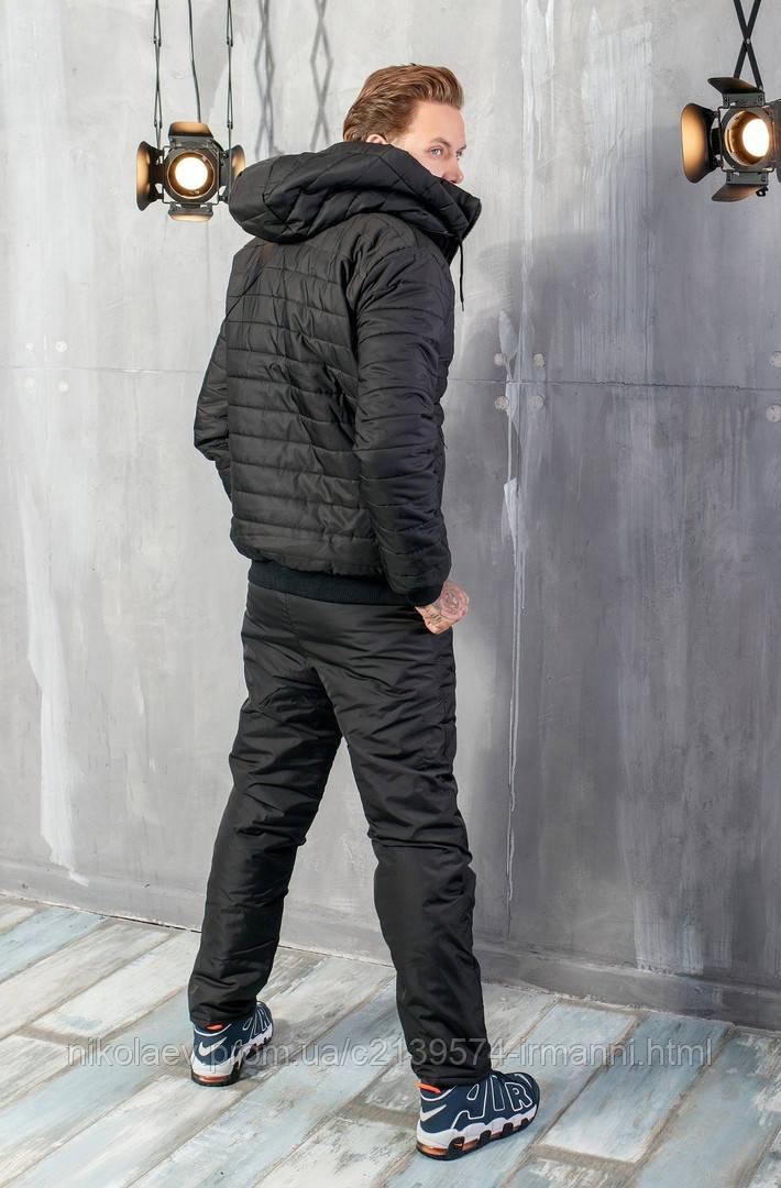 a880a3be ... Зимний Мужской Спортивный Костюм Adidas - Адидас на овчине! , фото 3 ...