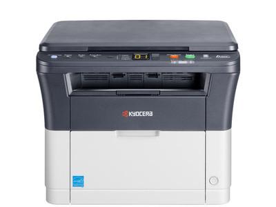 Черно белое мфу А4 компактного размера Kyocera ECOSYS FS-1020MFP, фото 1