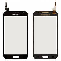 Сенсор тачскрин Samsung i8550, i8552 черный