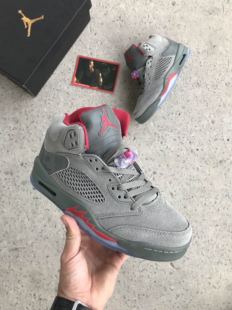 Мужские кроссовки в стиле Nike Air JORDAN 5, Реплика ААА