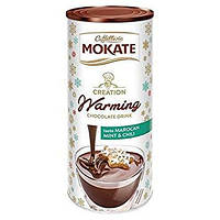 Горячий шоколад Mokate Chocolate Drink Mint&Chili (мята и чили), 200 грамм, Польша