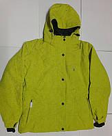 Жіночий лижний костюм SPYDER Салатовий 8dbab3263054d