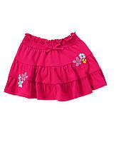 Детская трикотажная юбка. 12-18, 18-24 месяца, 2 годика
