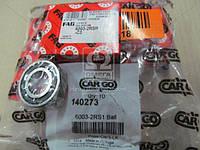 Подшипник 6003-2RS1 (пр-во CARGO), арт.140273