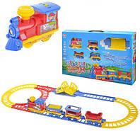 Железная дорога-игрушка Чух-Чух Play Smart (0693)