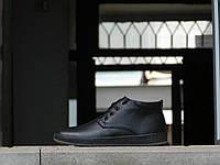 Мужские ботинки VanKristi Черные 10283