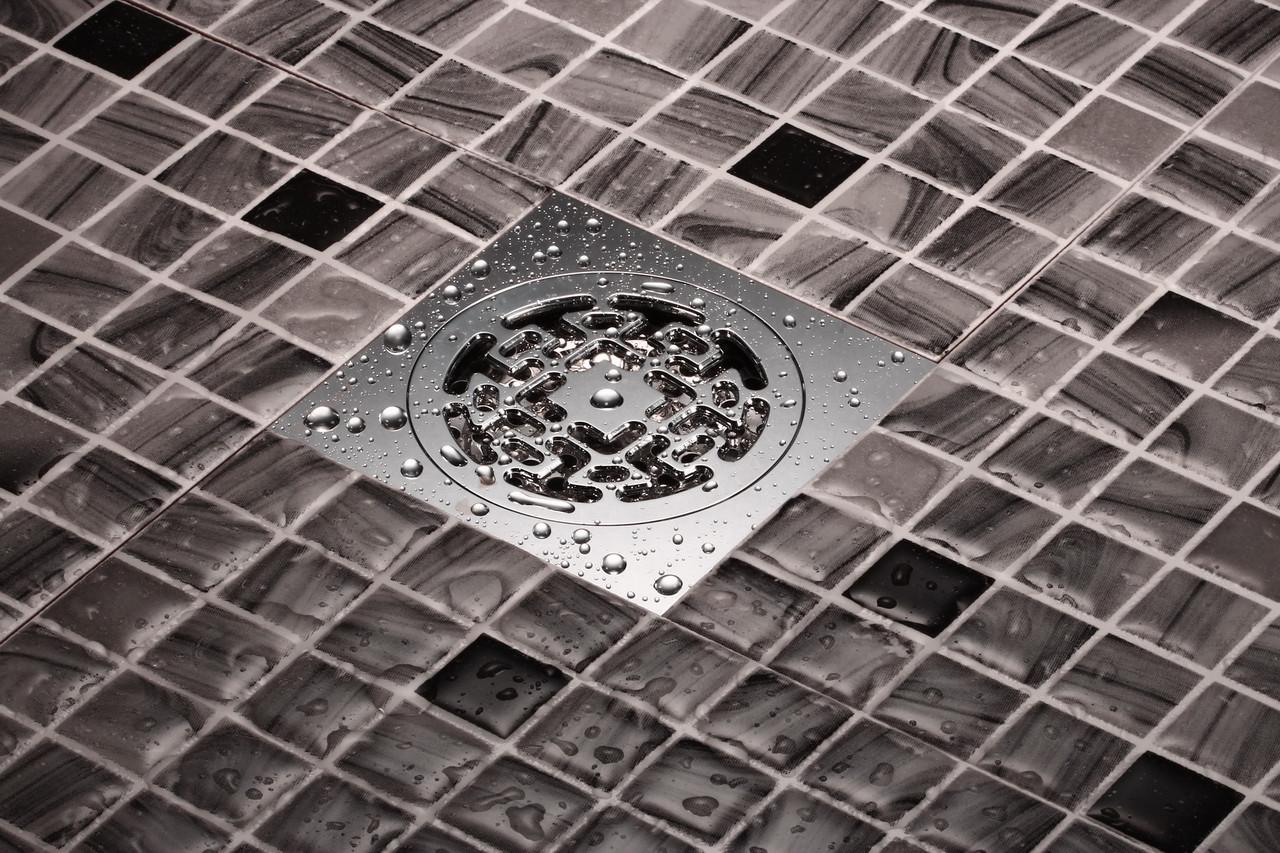 F7 Трап сливной MAGdrain CC06Q5-G хром 100х100 мм H-85
