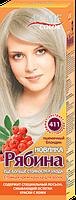 Краска для волос Рябина 411 Пшеничный Блондин