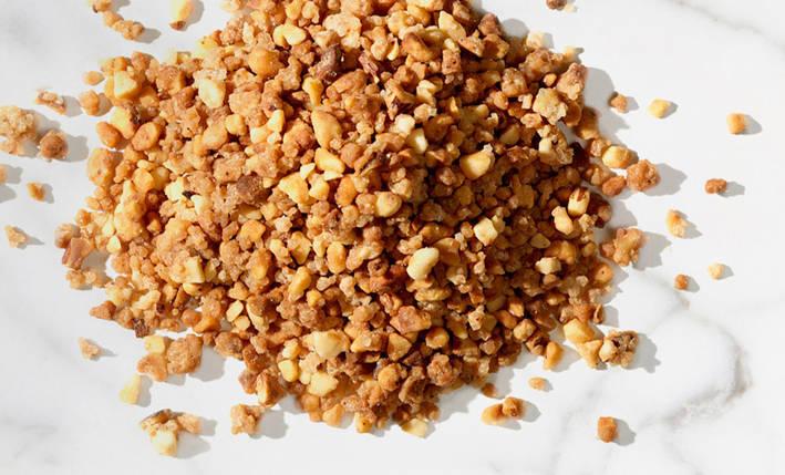 Карамелизированный дробленый фундук 50г Barry Callebaut, фото 2