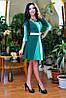 Платье 0673 / зеленый