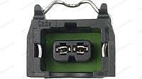Штекер электрический к патрону на 2-pin (Code 1) (1928402571 BOSCH)