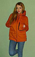 Куртка стильная женская Fine Baby Cat 1509