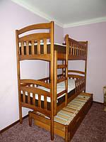 Нова модель двоярусного ліжка
