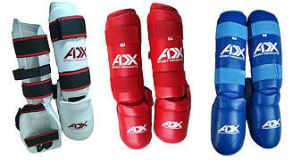 Защита голени с отделяющейся стопой для тхэквондо ADX - Flex