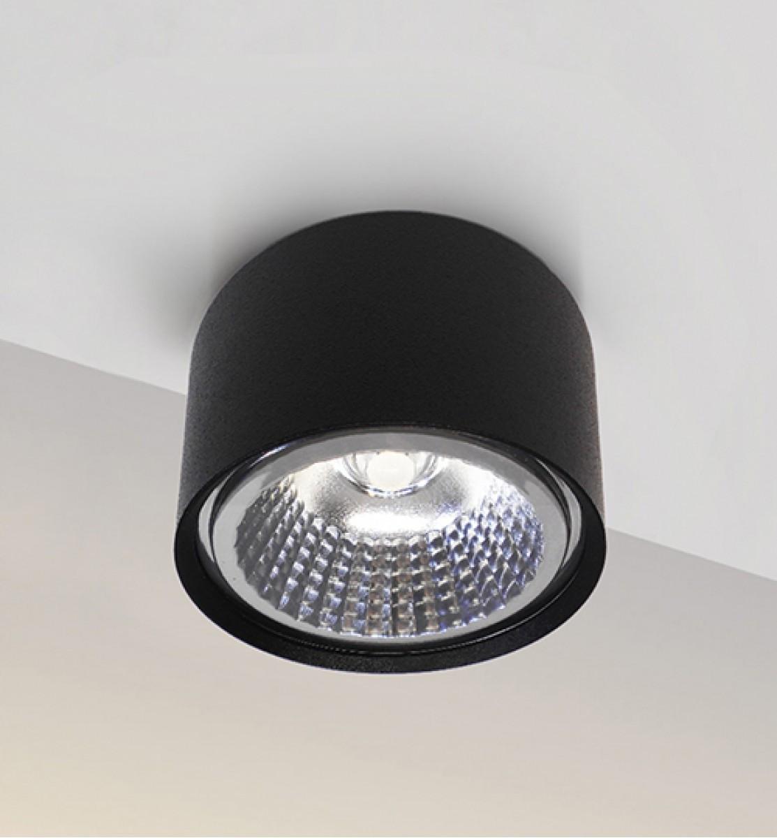 Врезной светодиодный светильник M.com O-12 18 Вт 180-265 Вольт