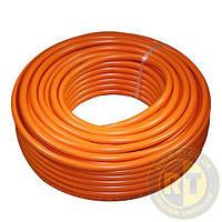 Шланг для газа Cellfast оранжевый диаметр 9 мм, длина 50 м Cellfast GO 9