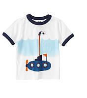 Детская футболка для мальчика 6-12, 18-24 месяца.