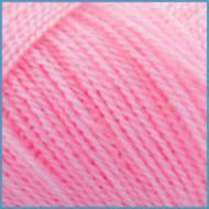 Пряжа для вязания Valencia Arabella, 009 розовый цвет, 90% премиум акрил, 10% шелк, Код товара: 1057436