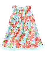 Детское летнее платье. 18-24 месяца, 2 года.