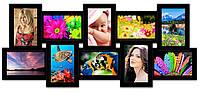 Коллаж на стену для фотографий на 10 фото., фото 1