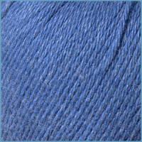 Пряжа для вязания Valencia Blue Jeans, 813 цвет, 50% хлопок, 50% полиэстер, Код товара: 1063323