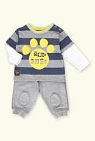 Детский комплект для мальчика Marks&Spenser  12-18 месяцев