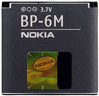 Аккумулятор для мобильного телефона Nokia BP-6M (1100 mAh)