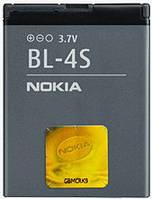 Аккумулятор для мобильного телефона Nokia BL-4S (860 мАч)