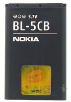 Аккумулятор для мобилтьного телефона Nokia BL-5CB (800 mAh)