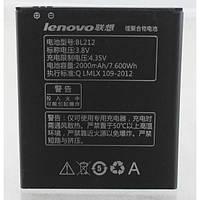 Аккумулятор для мобильного телефона Lenovo BL212 (2000 mAh)