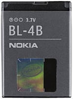 Аккумулятор для мобильного телефона Nokia BL-4B (700 mAh)